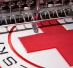 Naszywka Czerwony Krzyż